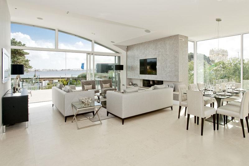 Crema Almera Floor Tiles Image 1