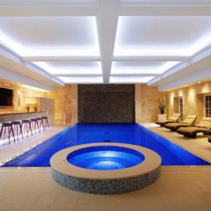 Crema Europa Limestone Pool & Spa surround