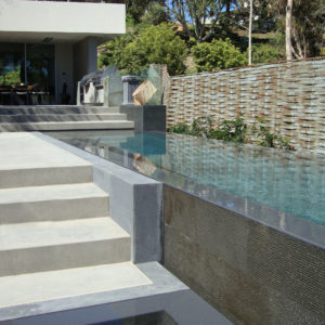 Lapitec® swimming pool