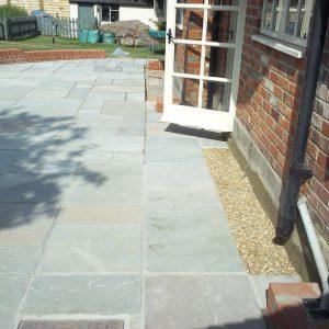 Downton Limestone patio