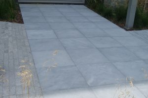 Broughton Honed Limestone footpath paving
