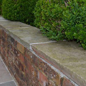 Raj wall capping