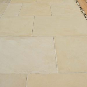 Danebury Sandstone pool surround