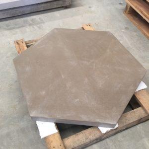 Bespoke pier cap in Sandstone