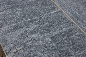 Montreal Flamed & Brushed Granite paving