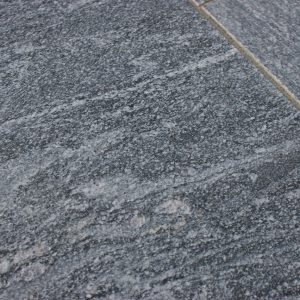 Montreal Flamed & Brushed Granite paving