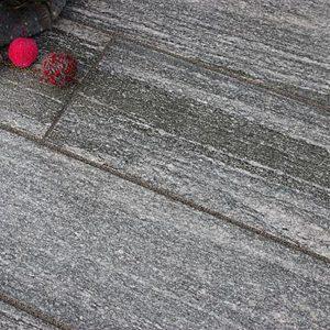 Montreal Flamed & Brushed Granite planks