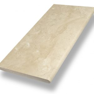 Travertine Honed & Filled pool coping
