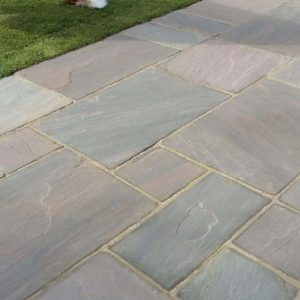 RAJ Tumbled patio