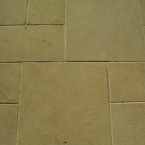 Timsbury Sandstone paving