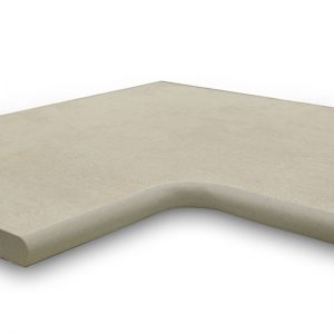Verona Porcelain 90° corner coping