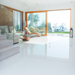 Lapitec® Lux finish floor tiles