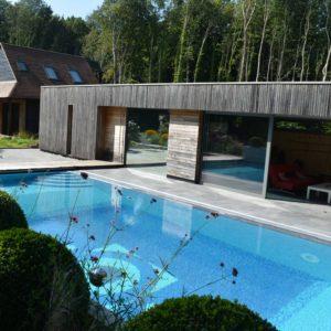 Broughton Limestone pool surround