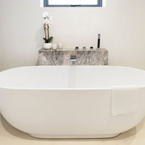 Tundra Marble in bathroom