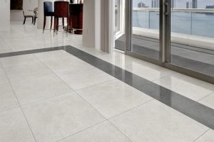 Portland Cream & Corfe Grey Porcelain