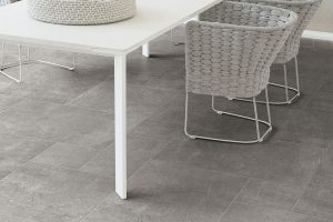 Sarum Grey Porcelain